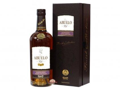 Abuelo XV Cognac Cask 0,7l