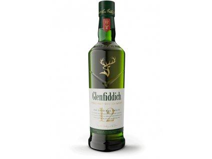Glenfiddich 12 ročná, 0,7l