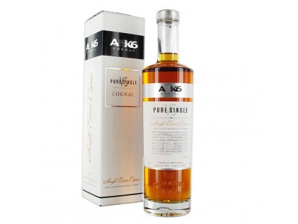 ABK6 Cognac VS Pure Single 40%, 0,7l