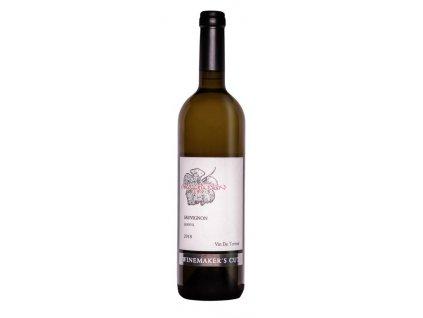 Mrva & Stanko Winemaker's Cut Sauvignon, Jasová 2018 0,75L