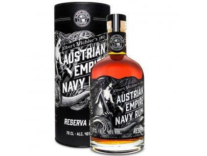 Austrian Empire Navy Rum Reserva 1863, 0,7l