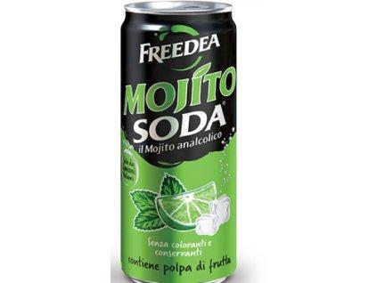 Freedea SODA Mojito 0,33l  x6