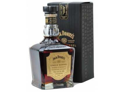 jack single barrel strenght