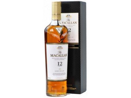 macallan 12 sherry