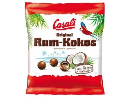 Casali guličky čokoládové s náplňou rum-kokos 1kg
