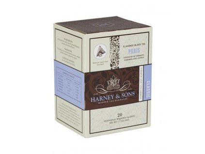 HARNEY AND SONS PARIS BOX OF 20 INDIVIDUALLY WRAPPED SACHETS 5d43cbbe 1d73 410f ad27 83a41ccf12b4 524x600