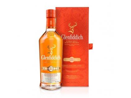 glenfiddich 21 yo 0 7l 40 ujd