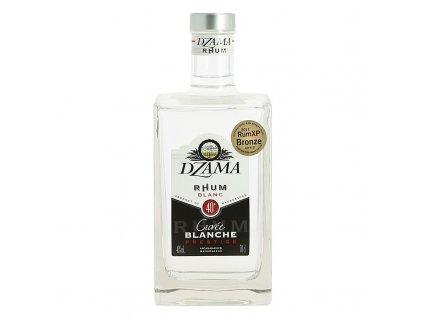white rum dzama cuvee prestige