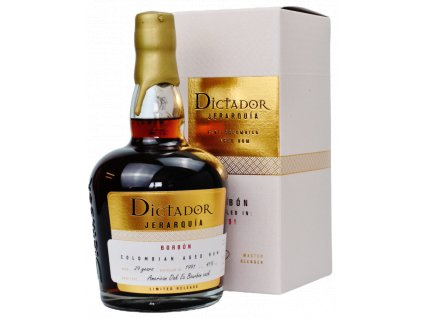 dictador 1991 41 bourbon