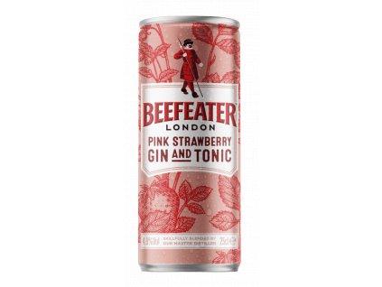 Beefeater T Pink 4,9% 0,25l Plech x6
