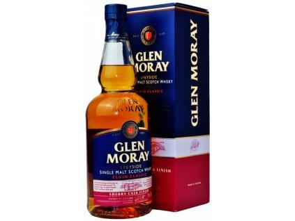 glen moray sherry