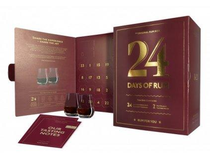 24 daysofrum