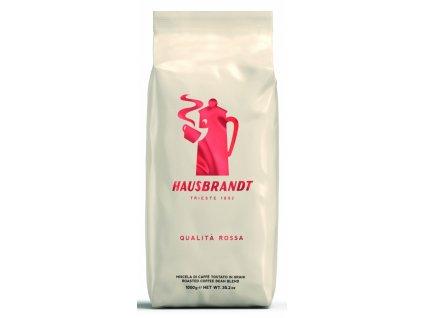 hausbrandt qualita rossa zrnkova kava