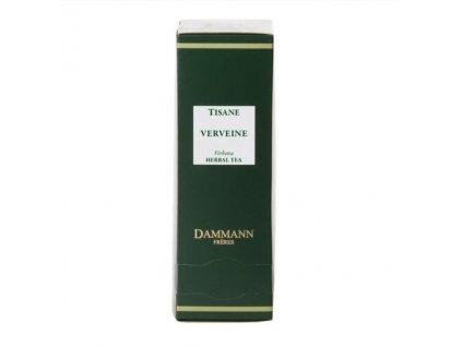 Dammann Fréres Sachets Verveine - verbena 24 x 2 gr. 5680, bylinný čaj, porciovaný, v krištáľových sáčkoch, hygienicky balené