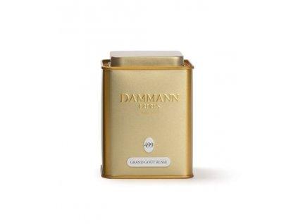 Dammann Fréres La Boite Grand Gout Russe N°499, 100 gr. 4744, čierny čaj, sypaný, v plechovej dóze