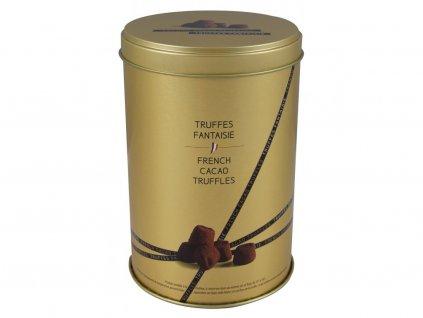 Kakaové pralinky  Mathez Fantaisie chrumkavými francúzskymi palacinkami Crêpe dentelle 500 g