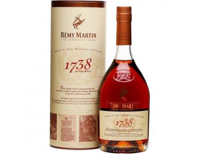 Rémy Martin 1738 Accord Royal 40%, 0,7l
