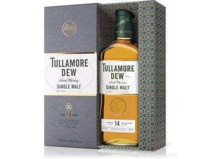 Tullamore Dew 14 ročná 0,7l