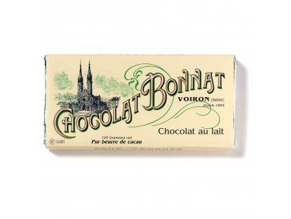 Čokoláda Bonnat Lait 55%, 100g