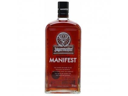 Jägermeister Manifest 1 l