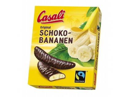 Casali banány v čokoláde - 150g