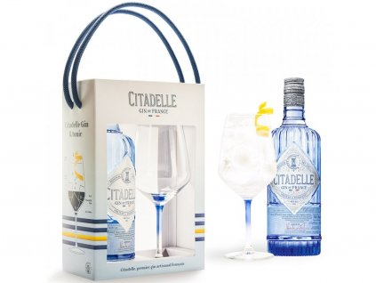 Citadelle Gin Original Glass Set, 0,7l