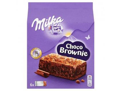 Milka Choco Brownie jemné pečivo 150 g