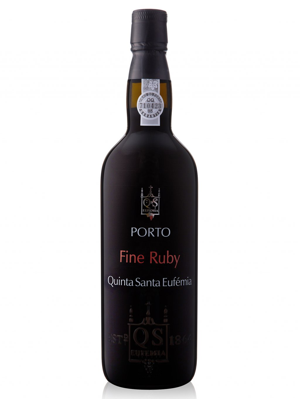 Quinta Santa Eufemia Portské víno Fine Ruby