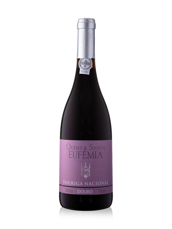 Quinta Santa Eufemia Červené víno Touriga Nacional