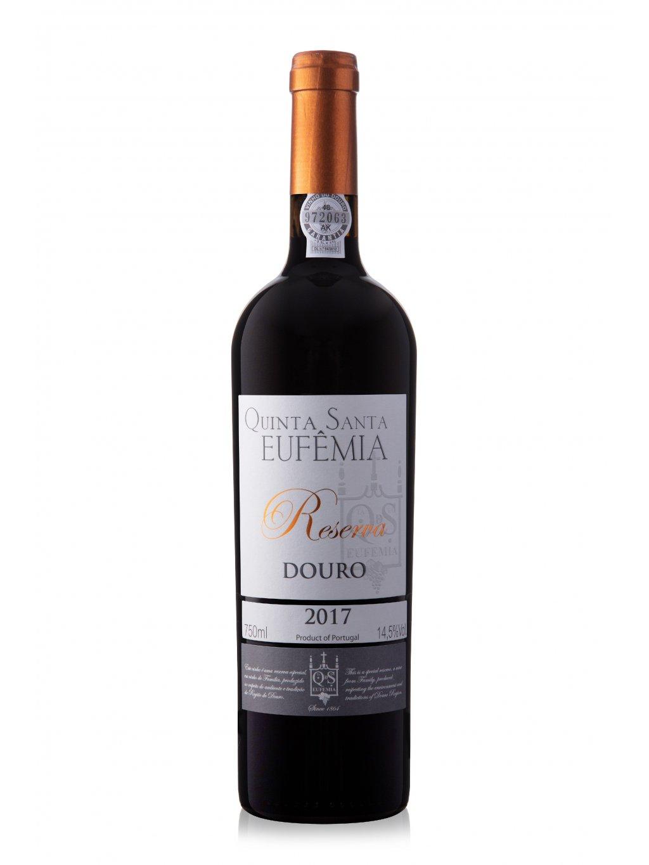 Červené víno Reserve 2019