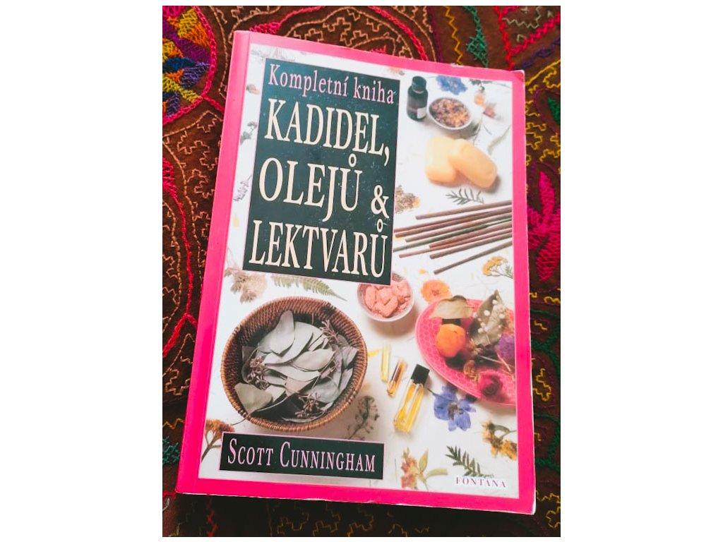 kompletni kniha kadidel