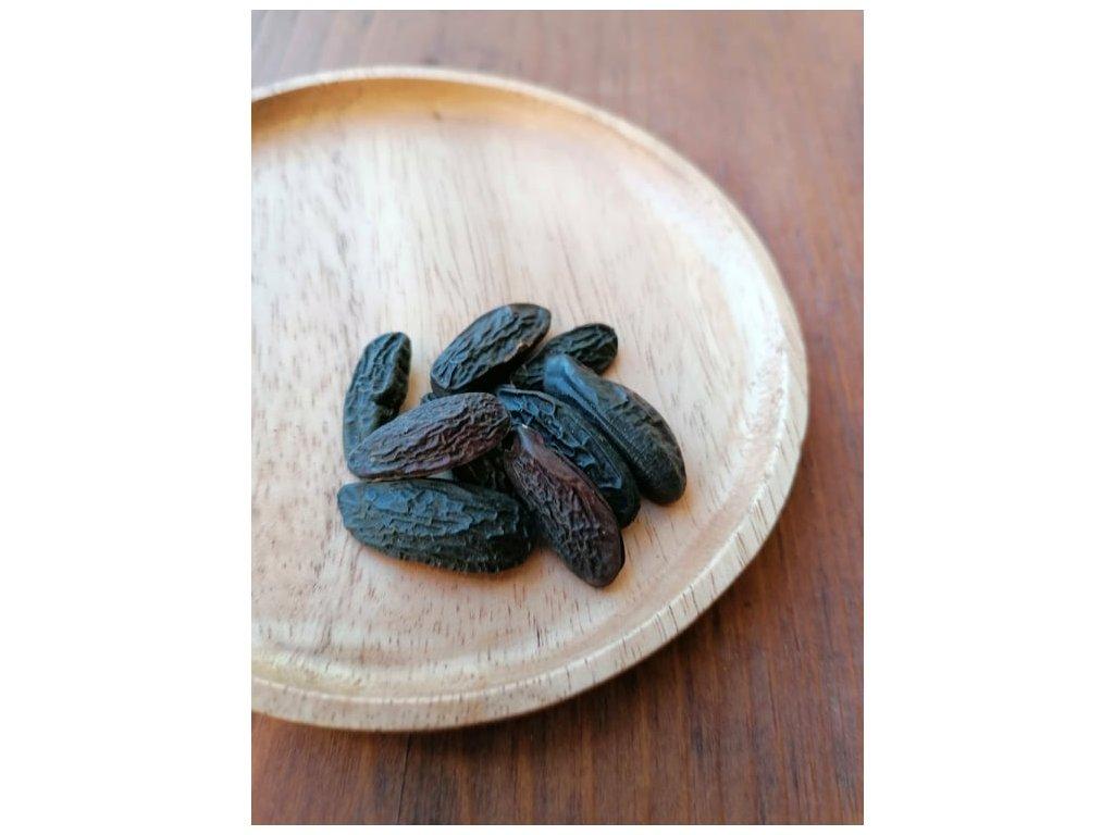 Tonkové boby pro štěstí / aromatické plody silovoně