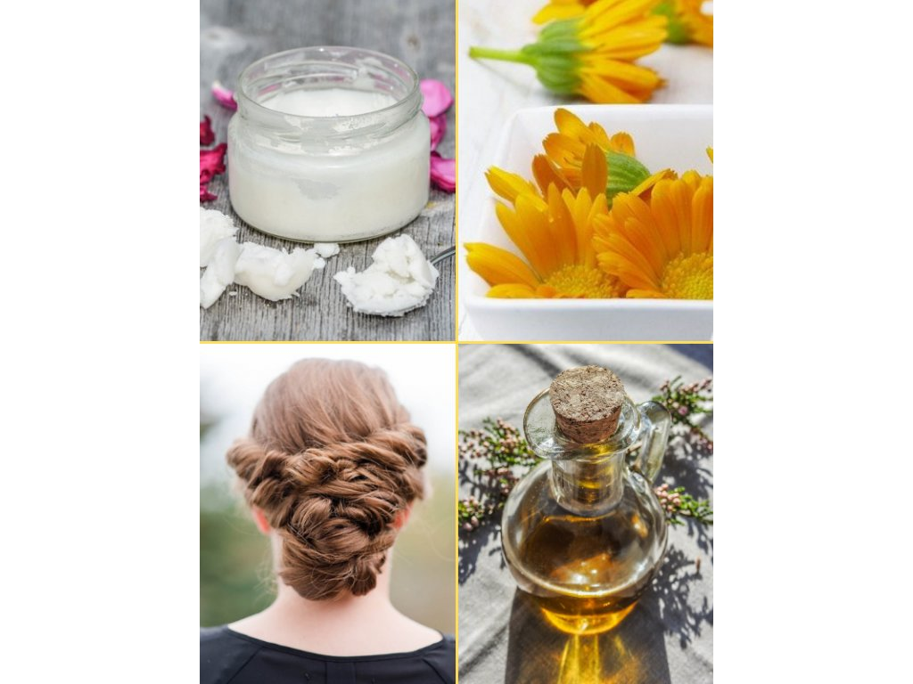 Péče o vlasy s oleji online minikurz
