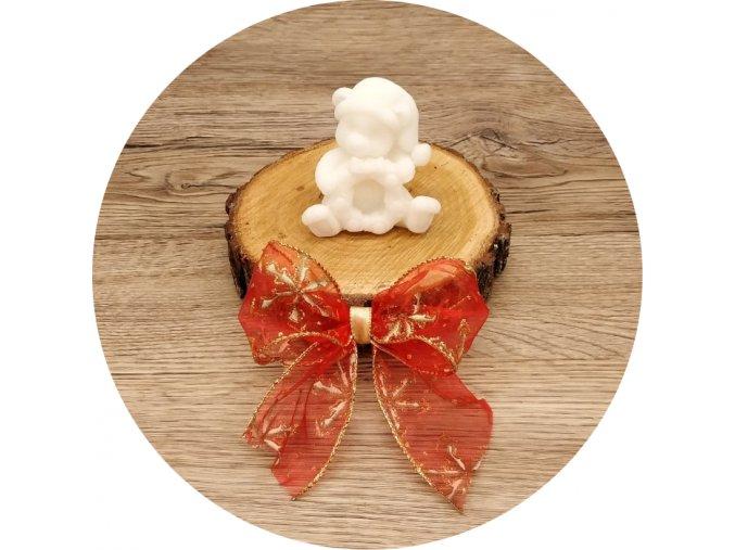 Mýdlo s vůní kokosu - medvěd 85 g