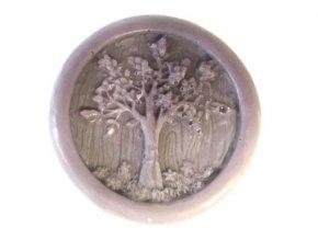 Abbé Odorate - mýdlo s vůní levandule - strom 45 g