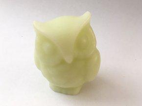 Teta Kamila - mýdlo s vůní eukalyptu - sova 60 g