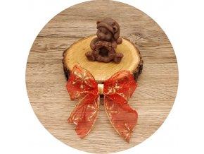 Mýdlo s vůní santalového dřeva - medvěd 85 g