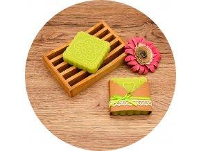 zelený čaj čtverec 50g