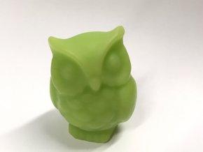 Mistr SUN - mýdlo s vůní zeleného čaje - sova 60 g
