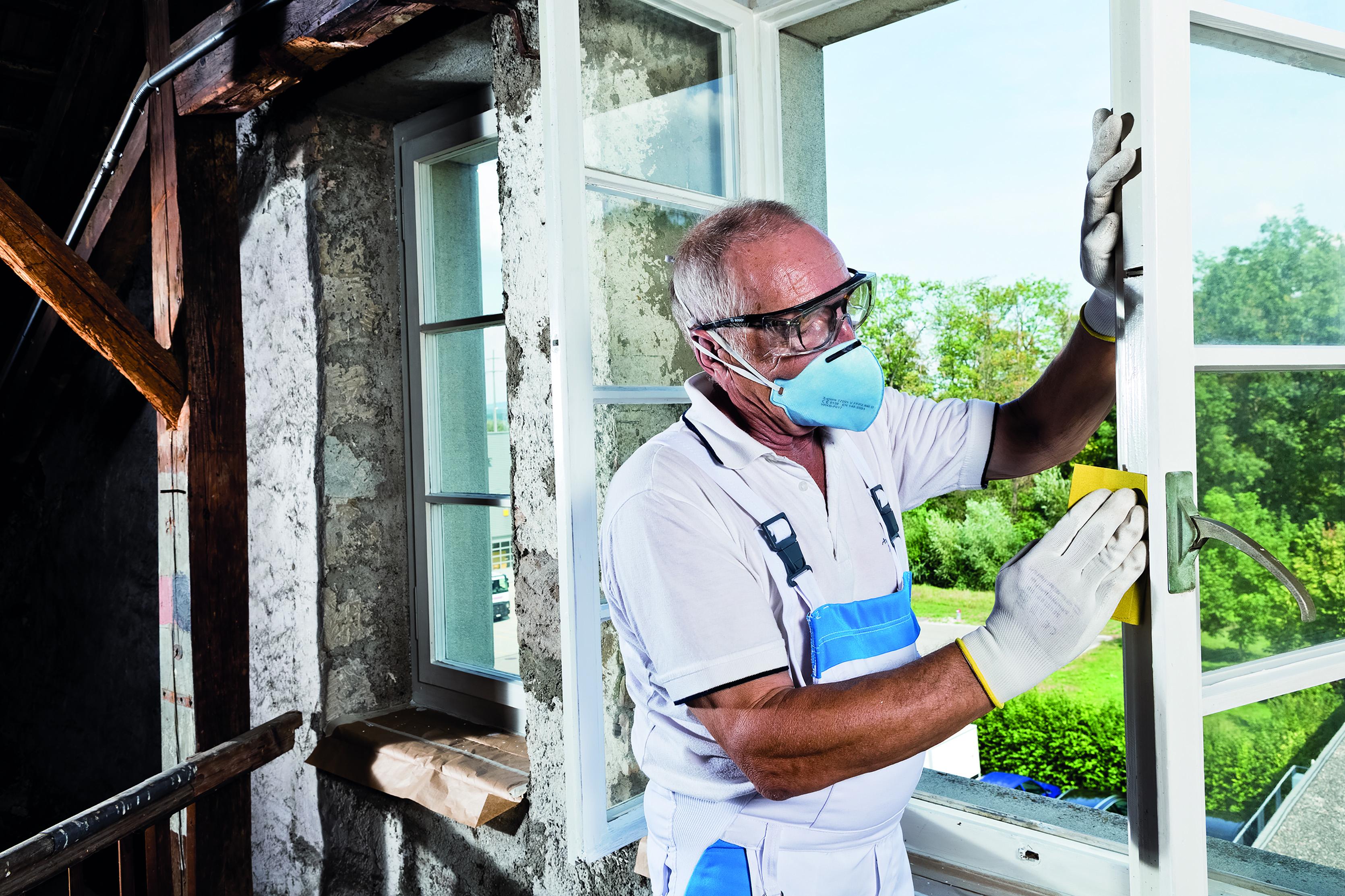 Jak na renovaci starých oken?