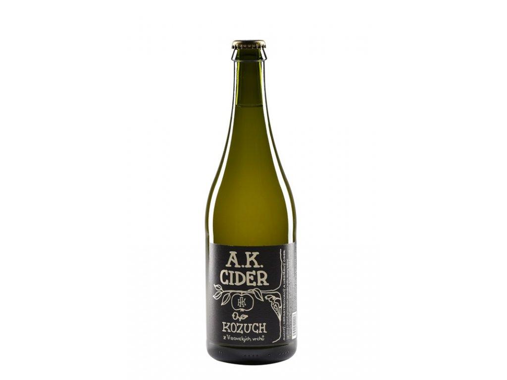 A.K. Cider Strýcův kožuch  8,5% 750ml