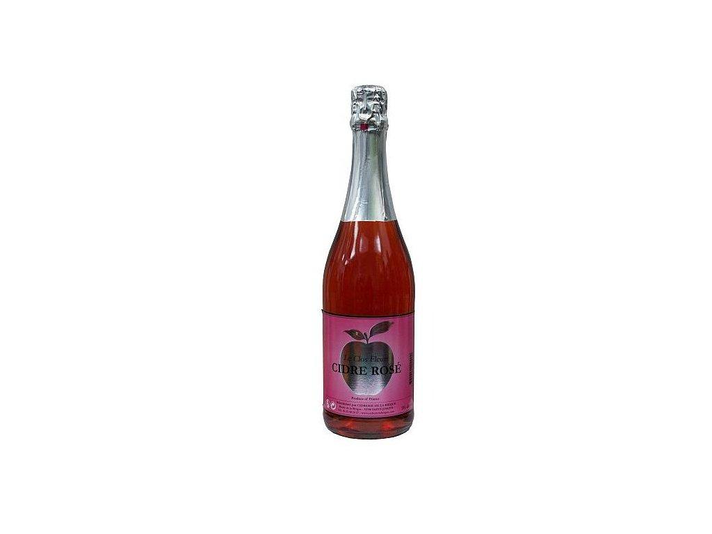 Cidre Rose Le Clos Fleuri 3%  750ml