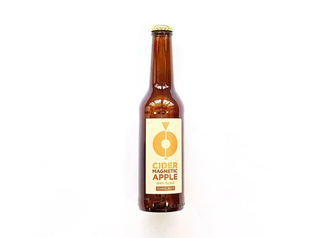 Magnetic Apple Cider Chmelený 5% 330ml