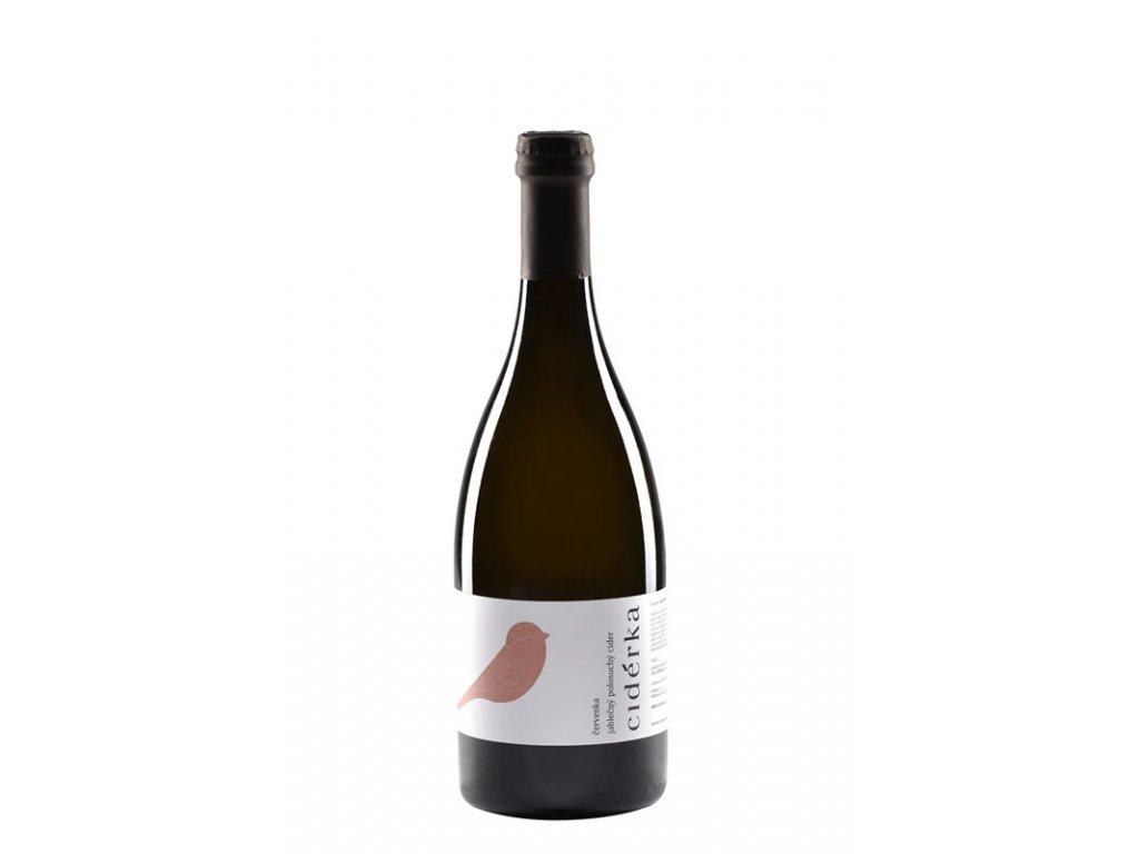 Cidérka Cider Špaček suchý 6,5 % alc.