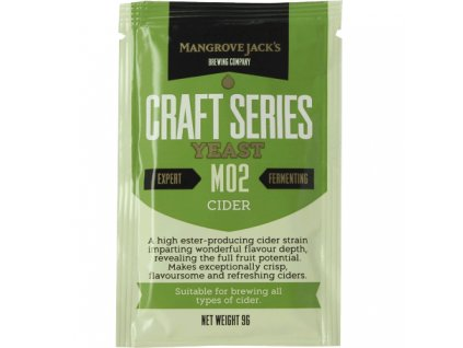 Cider yeast mangrove