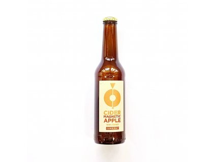 Magnetic Apple Cider Chmelený 5% 330ml