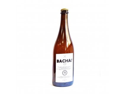 BACHA! Cidre PÍ 18  6% 750ml