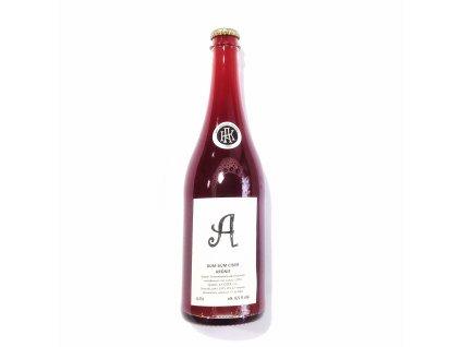 A.K. Cider Bum Bum Arónie 6,5 % 750ml