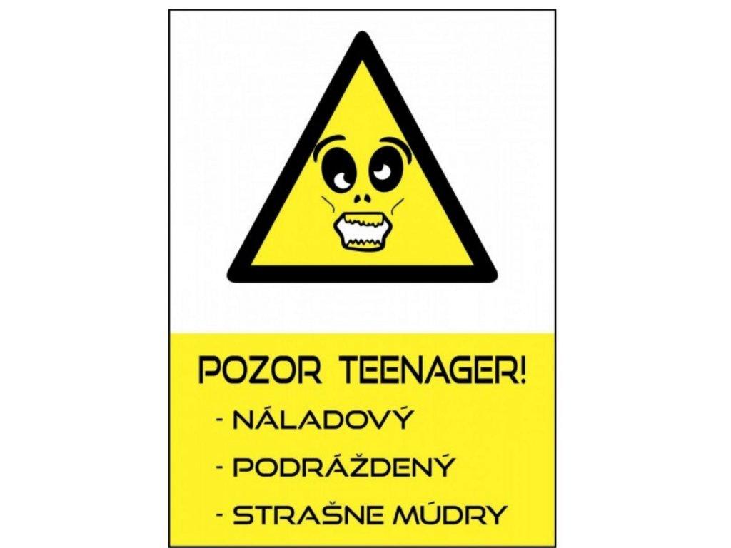 tabulka teenager velky