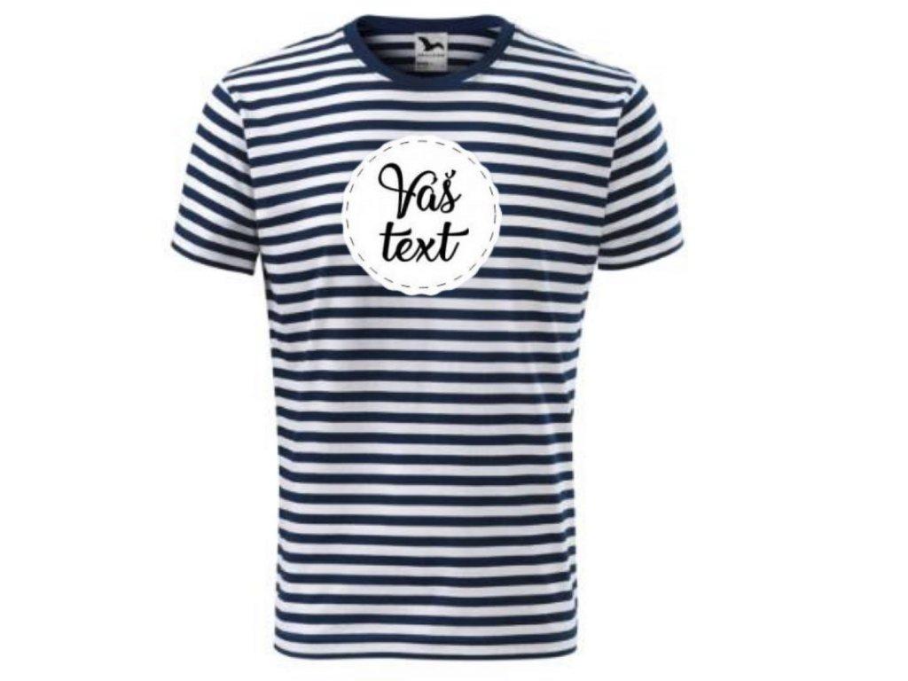 tričko namornicke text 1 tricko jpg